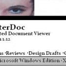 RestricterDoc 1.12 - Restricted Document Viewer