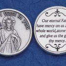 Divine Mercy Pocket Coin M-226