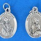 St. Cyprian & St. Cornelius medals M-326