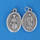 Nino de Atocha / Our Lady of Guadalupe Medal M-21