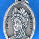 Our Lady of La Salette Medal M-138
