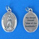 ***EXCLUSIVE*** Blessed Pier Giorgio Frassati Medal M-330