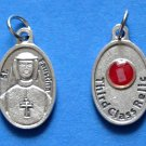 St. Faustina Third Class Relic Medal M-208