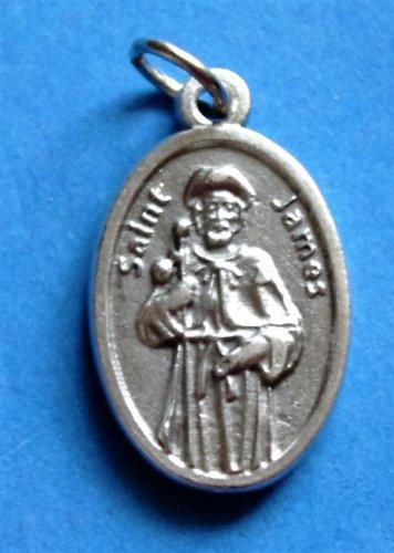 St. James Medal M-128