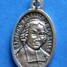 St. John Baptist de La Salle Medal M-184