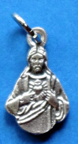 Sacred Heart of Jesus Charm B-54