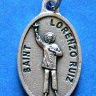 St. Lorenzo Ruiz Medal M-157