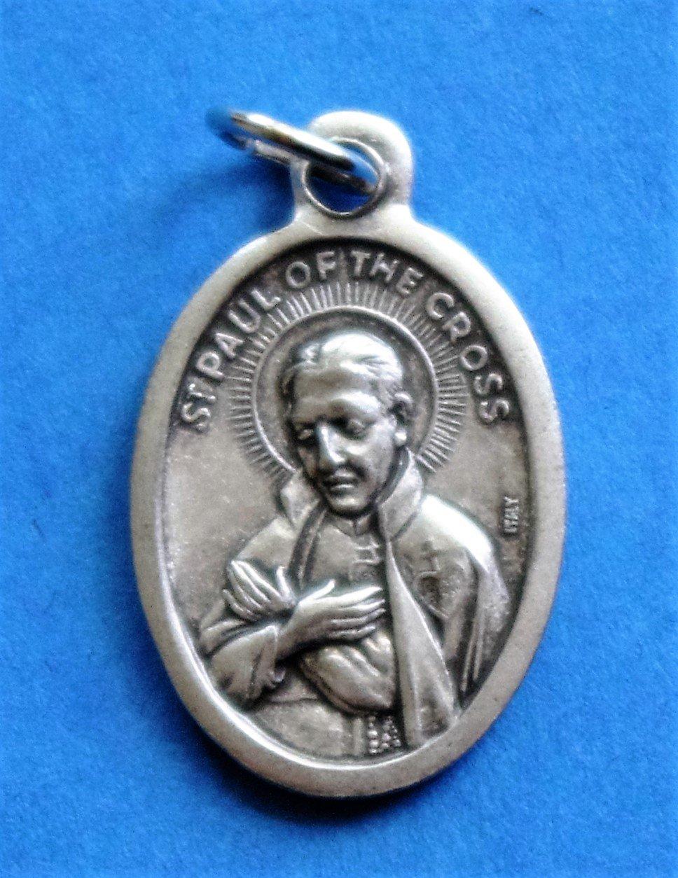 St. Paul of the Cross Medal M-94