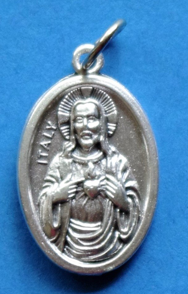 Sacred Heart of Jesus Medal M-7