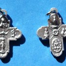 4 Way Crucifix C-37