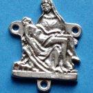 Pieta Rosary Centerpiece R-3