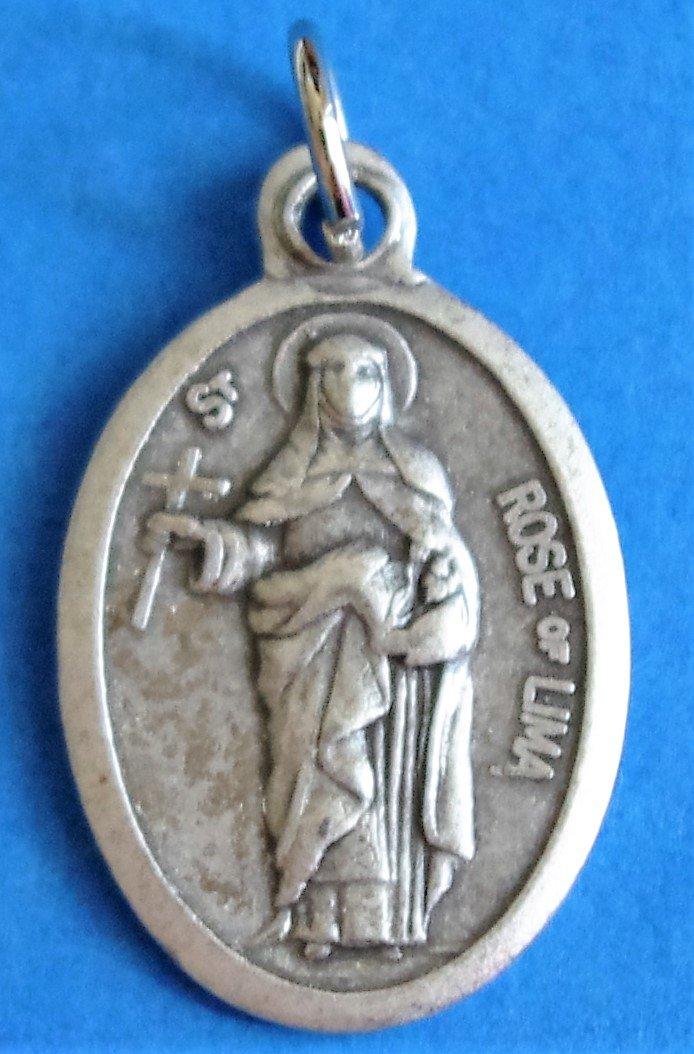 St. Rose of Lima Medal M-95