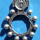 St. Benedict Rosary Ring RR-15