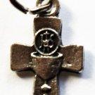 Blessed Sacrament Cross B-40