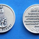 M-191 Fatima Prayer Token