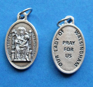 M-135 ***Exclusive*** Our Lady of Walsingham Medal