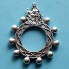 RR-20 Pieta Rosary Ring