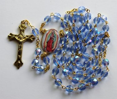 D-12 Our Lady of Guadalupe Devotional Rosary