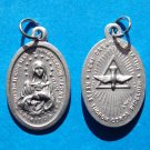 M-342 Immaculate Heart of Mary/Holy Spirit Medal