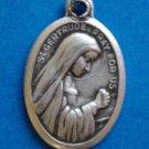 St. Gertrude Holy Medal