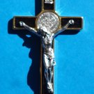 C-73 St. Benedict Hanging Wall Cross
