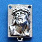 R-40 Ecce Homo w/ OLO Mt. Carmel Rosary centerpiece