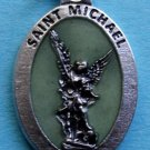 Glow in the Dark St. Michael Medal M#354