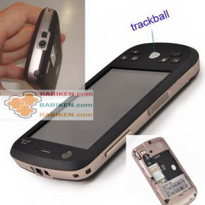 """3.2"""" First MTK Android 2.1 Smartphone Cell Phone w/ WIFI, H6"""