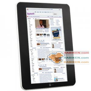 """Android 2.1 Tablet PC MID w/ 10"""" Touch Panel, WIFI, App Market"""