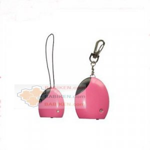 Cute appearance Mini Anti-lost alarm AL18
