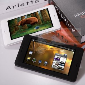 """7"""" Rockchip 2818 Google Android 2.1 Tablet PC UMPC w/ WIFI L730"""