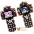 Leady C97 Fashion Cross Design Dual SIM FM Babiken Mobile Phone