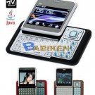 Sidekick TV Dual SIM Unlocked Quadband Cell Phone Babiken S92