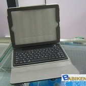 Apple Ipad2 Keypad Leather Keypad Bluetooth Keyboard