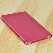 Apple Ipad2 Leather Case with Stand in Different Colors