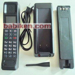 Triband Motelona Retro Brick Mobile Cell Phone Babiken XY968