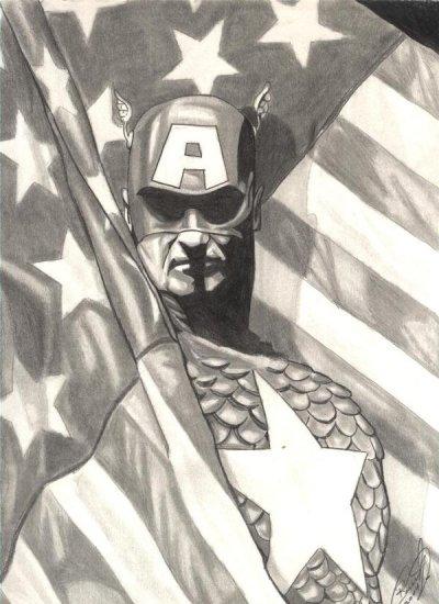 AMERICA'S  HERO  CAPTAIN  AMERICA