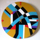 CLOCK MODERN SOUTHWEST STYLE