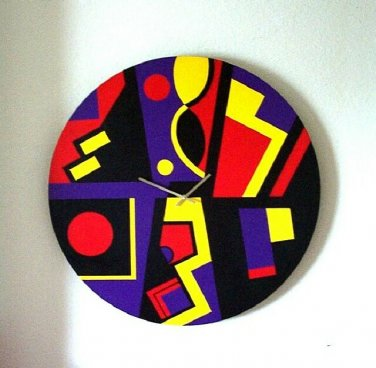 CLOCK ART DECO DESIGN