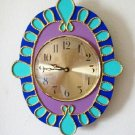 WALL CLOCK  SOUTHWESTERN DESIGN
