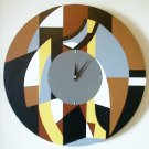 WALL CLOCK - MODERN - FUNCTIONAL ART