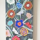 WALL CLOCK-MODERN FLOWER DESIGN
