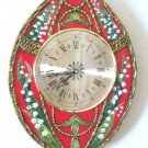 WALL CLOCK-VICTORIAN STYLE-FUNCTIONAL ART