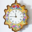 WALL CLOCK-COUNTRY STYLE