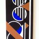WALL CLOCK-ART DECO DESIGN