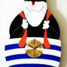 NOVELTY WALL CLOCK