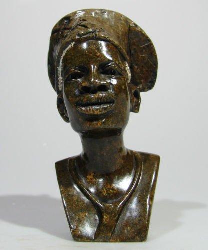 """Medicine Man"" N'anga, Shona Stone Sculpture ~Zimbabwe!"