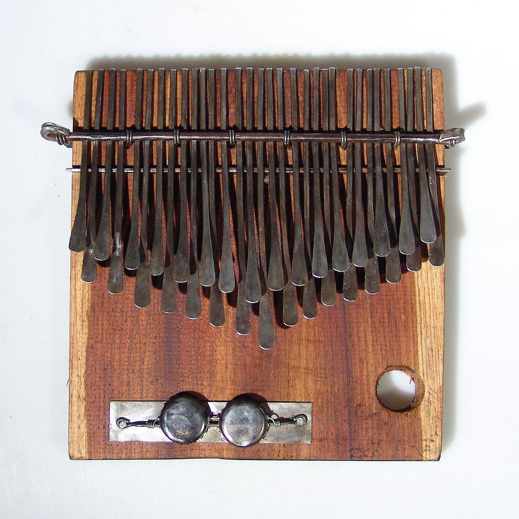 32 Key Shona Njari Mbira/Thumb Piano/Finger Piano/Kalimba handmade in Zimbabwe!