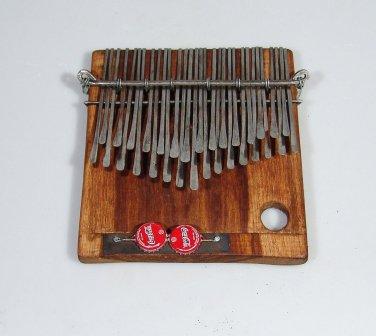 32 Key Shona Njari Mbira/Thumb Piano/Finger Piano/Kalimba handmade in Zimbabwe