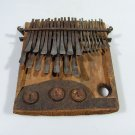 23 Key ANTIQUE Mbira/Thumb Piano/Karimba/Kalimba from Zimbabwe! #F4